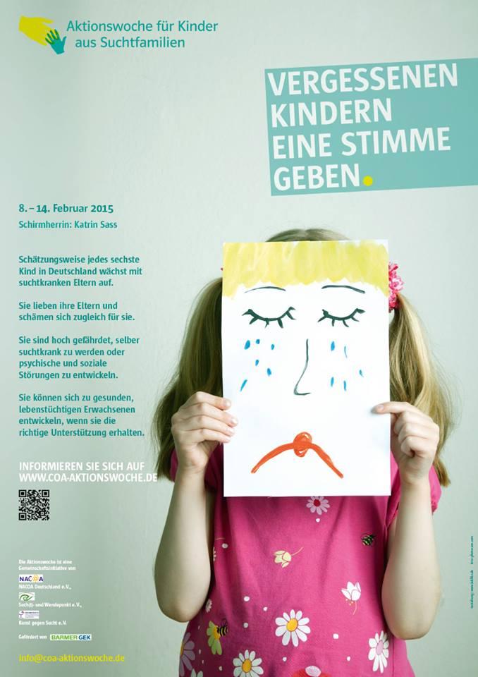 Poster zur CoA-Aktionswoche 2015
