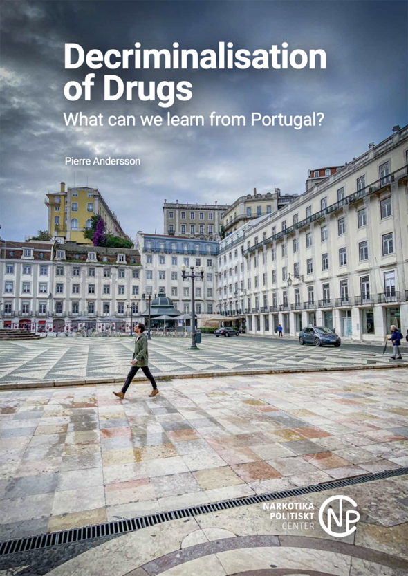 "Titelbild von ""Decriminilisation of Drugs"""