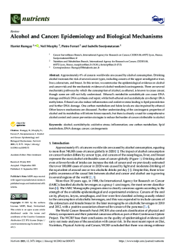 Alcohol-and-Cancer-Epidemiology-and-Biological-Mechanisms