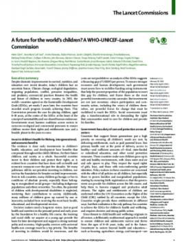 WHO-UNICEF-Lancet-Kommission